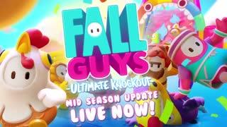 Fall Guys - Season 1 Mid Season Update Trailer