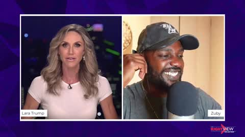 The Right View with Lara Trump and Zuby