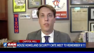 House Homeland Security Committee meet to remember 9/11