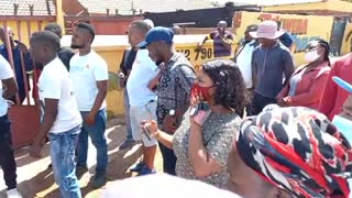 Forum 4 Service Delivery halt operations at Dikwena Funeral Parlour