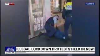 Australia Has Become A Police State?