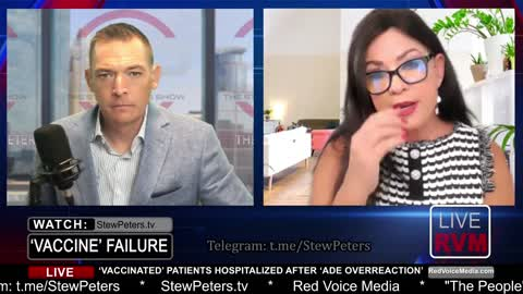 VACCINE FAILURE! Patients Hospitalized, Dying Mostly FULLY 'VACCINATED'!