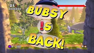 Bubsy The Woolies Strike Back Official Teaser Trailer