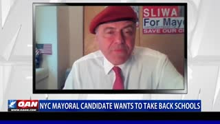 NYC mayoral candidate wants to take back schools