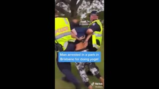 BREAKING : Arrested For YOGA!! MUST WATCH TNTV