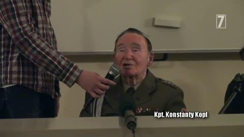Ukrainy nigdy nie było, nie ma i nie będzie - kpt. Konstanty Kopf