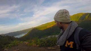 Lagoon Santiago - Azores - discover the paradise