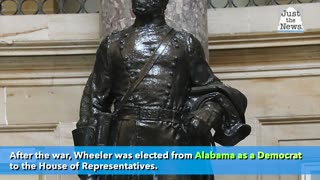 11 Confederate-era statues Pelosi wants removed from Capitol Hill