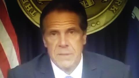 New York Governor Cuomo Resignation Speech
