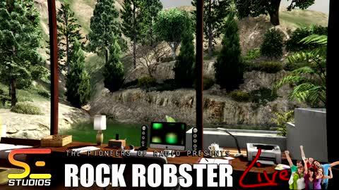 ROBSTER LIVE PODCAST - Episode #13