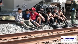 Texas / Mexico Border Chaos Day 1