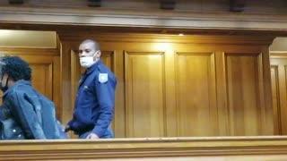 Alleged child-murderer Melvin Volkwyn