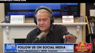 Steve Bannon on AZ Audit: My Understanding is They May Release Some Numbers as Soon as This Week