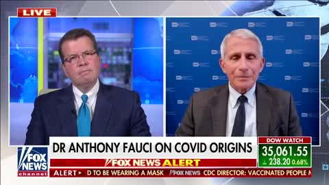 Fauci Sorry To Annoy Trump Supporters - I Never Regret About Telling Truth