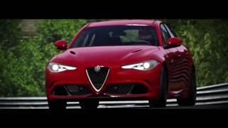 Assetto Corsa Official Bonus Pack 3 Alfa Romeo Giulia Quadrifoglio Trailer