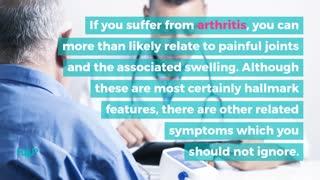 7 Arthritis Symptoms to Never Ignore