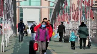Aumentan los contagios con coranovirus de China