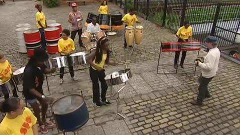 Rosie & Jim : Steel Band