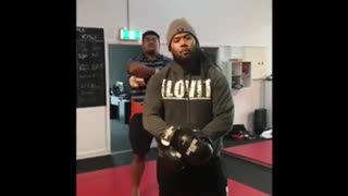 Fighting lessons (Funny)