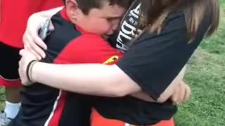 Amy sister surprise her little brother - emotional moment ( US Army)
