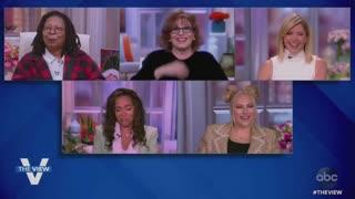 Joy Behar loses mic