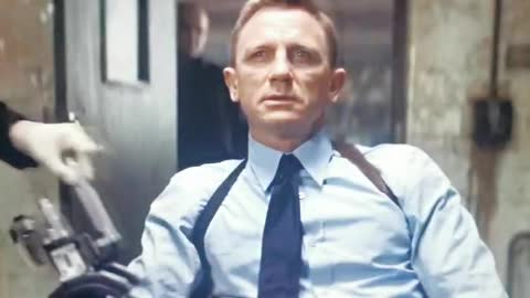 """2015 Bond Film, """"Spectre""""—'Smart Blood' nano-technology for tracking injected into Bond."""