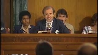 FLASHBACK: Joe Biden's ADAMANT Opposition to Court Packing