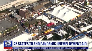 25 States to End Pandemic Unemployment Aid