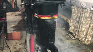 Mercury Marine Pro Max 225 hp