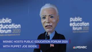 Puppet Joe Biden - School Choice