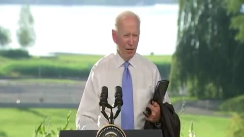 Biden Dodges Question Asking What Sort Of Pressure He Will Apply To China On Finding COVID Origins