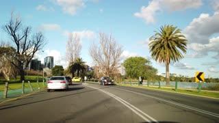 Albert Park Lakeside Drive in Melbourne | Australia