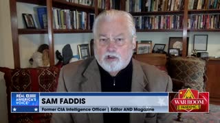 Warroom Interview with Sam Faddis