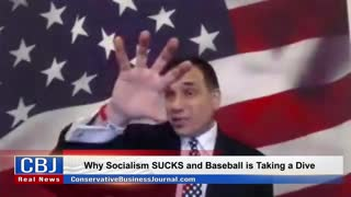 Socialism Sucks and Baseball is Taking a Dive