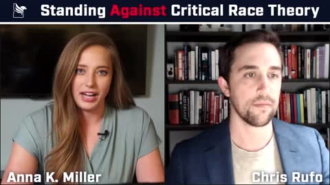 Standing against critical race theory with Chris Rufo