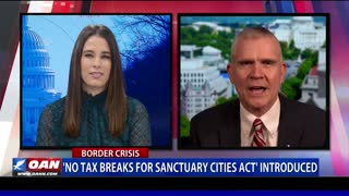 'No Tax Breaks for Sanctuary Cities Act' introduced