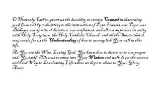 Channel Prayer
