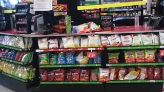 Man Arrested After Convenience Store Altercation