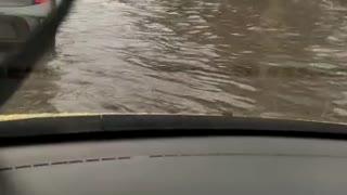 Inundaciones en Girón