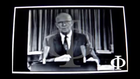 Eisenhower ci mette in guardia dal complesso industriale militare 17 gen 1961