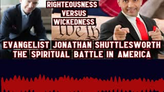 Jonathan Shuttlesworth Shares How You Can Never Prosper in a Nation you Hate!