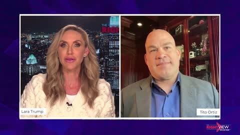The Right View with Lara Trump and Tito Ortiz