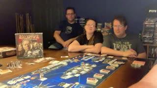 Battlestar Galactic Boardgame Review
