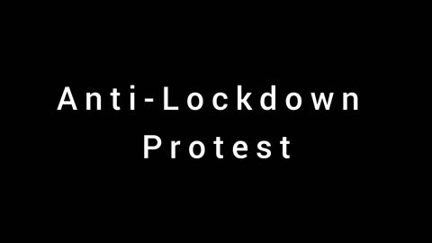 Anti-Lockdown Protest. Thousands Gathered In London, UK To Protest The Lockdowns/restrictions