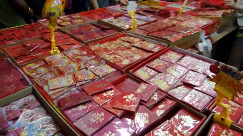 lucky charm for chinese new year