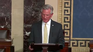 Tommy Tuberville's First Speech on Senate Floor -- 'We must put God and Prayer Back in Our Schools'.