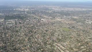 Landing in Orange Co, CA