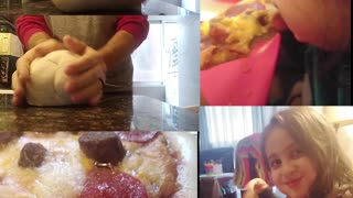 pizza time with my kids diy