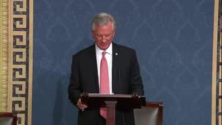 Tommy Tuberville Blasts Biden In Fiery Senate Floor Speech