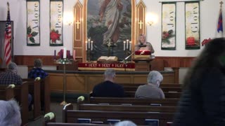Fourth Sunday of Advent, December 20, 2020